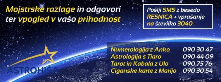 Vedeževanje Astrohiša