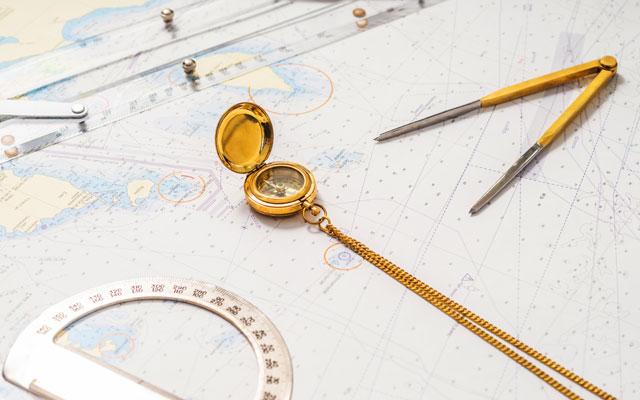 Pomorska karta
