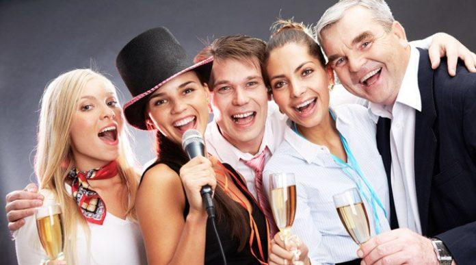 Prednovoletne zabave