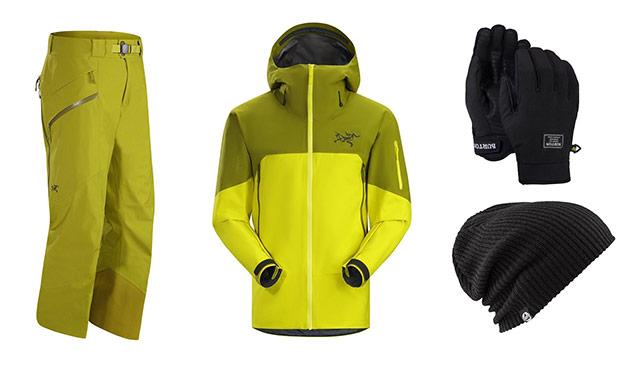 Snowboard oblačila