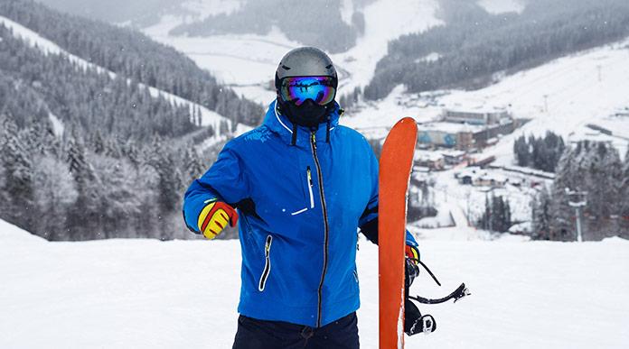 Izbira snowboarda