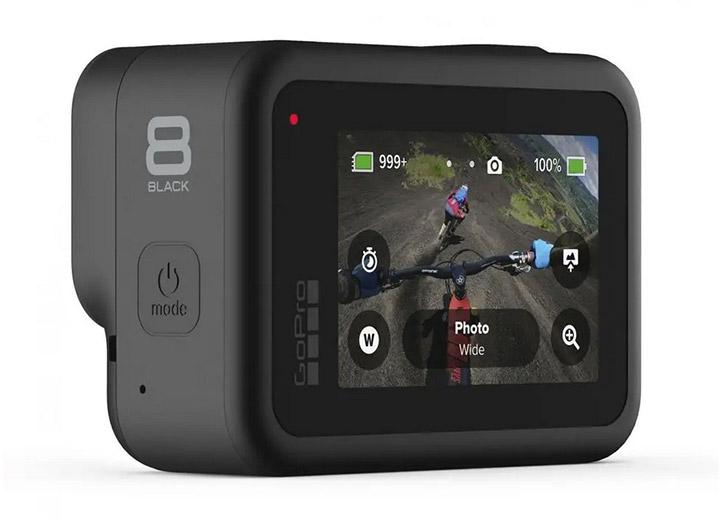 Zaslon kamere GoPro HERO 8 Black