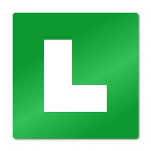 Zelena L tablica