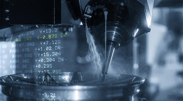 CNC mehanska obdelava kovin